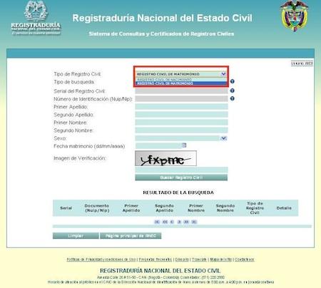 certificado de matrimonio 2 Certificado de matrimonio