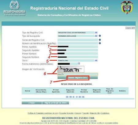 certificado de matrimonio 3 Certificado de matrimonio