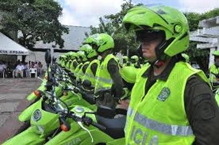 Codigo de policia a punto de ser Ley